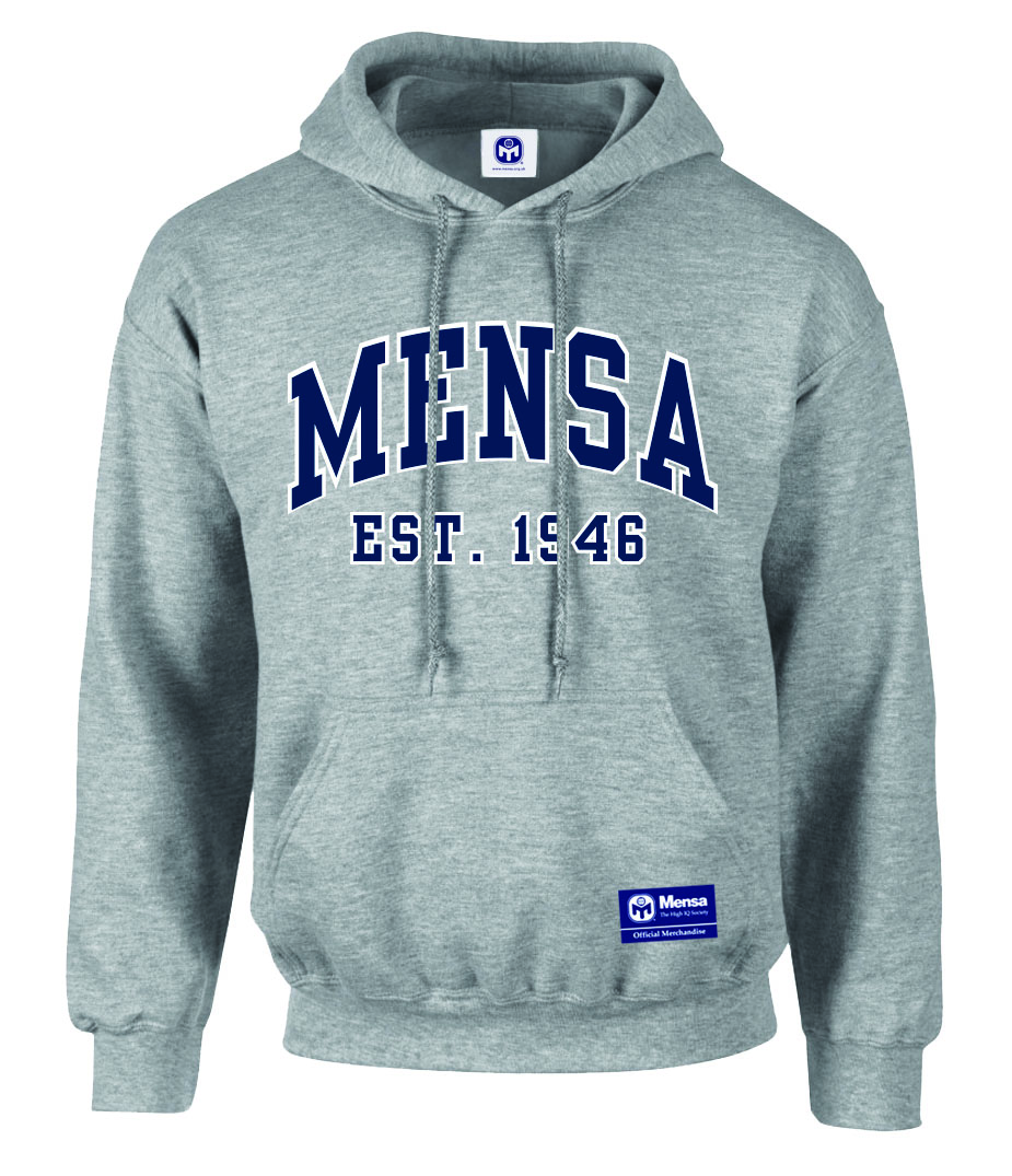 The hoodie adult british mensa the hoodie 1betcityfo Images